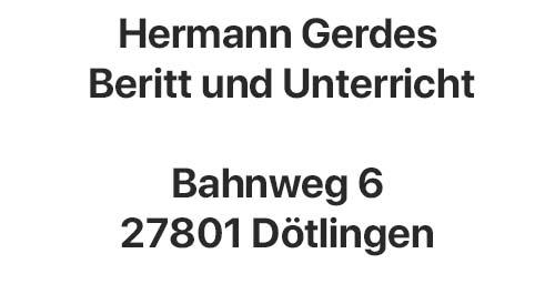 Hermann Gerdes