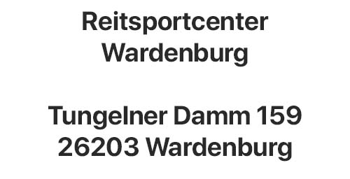 Reitsportcenter Wardenburg